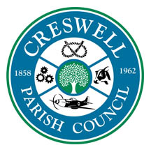 Header Image for Creswell Parish Council